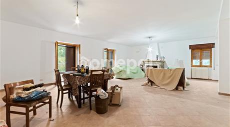Villa con vigneti ed ettari di terreno | Laurino