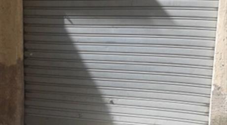 Garage con area libera 28.000 €