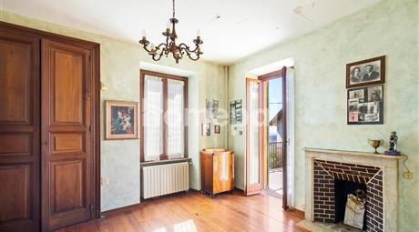 Casa indipendente con vista panoramica sulle prealpi biellesi | Camandona