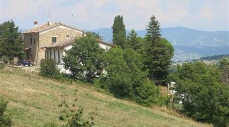 Villa unifamiliare Strada della Padonchia 63, Monterchi
