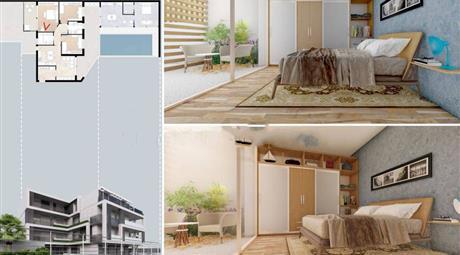 Quadrilocale in vendita a  San Prisco € 250.000