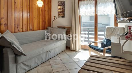 Appartamentino ristrutturato e ben arredato con balcone