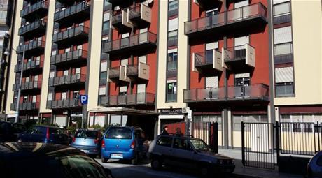 Appartamento 140 mq via san lorenzo 91
