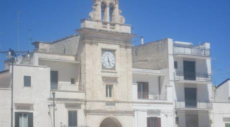 Palazzo / Stabile via Raffaele Nitti 4, Sammichele Di Bari