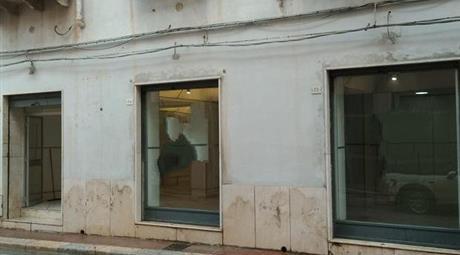 Vendesi locale commerciale in Via Edoardo Alagna a Marsala (TP)