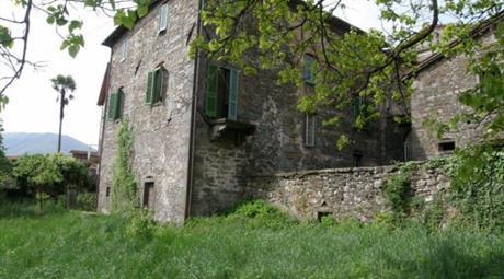 Casale via Roma 7, San Romano In Garfagnana