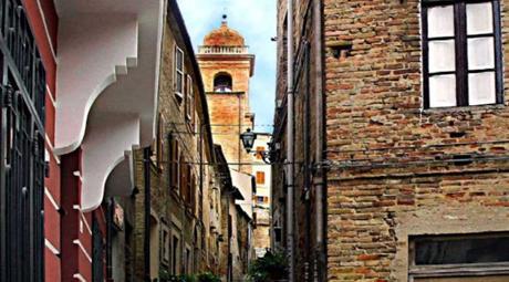 Casale in vendita in via Cairoli s.n.c