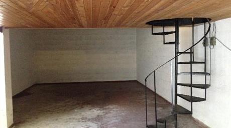 Garage grandi dimensioni