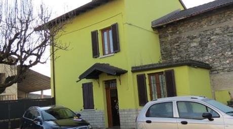 Casa Indipendente in Vendita in Via Tenente Ambrosini Abele Medaglia D'oro 5 a Sorico