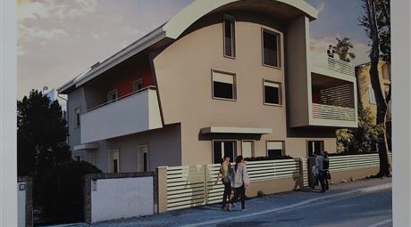 Nuovi appartamenti indipendenti viale Italia Fano