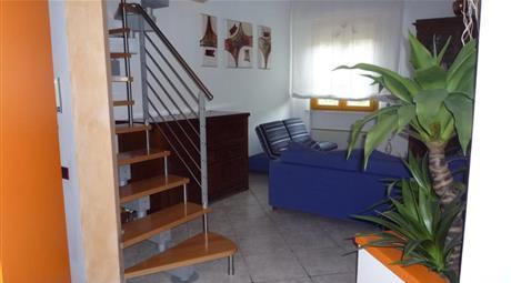 Appartamento con mansarda e solarium