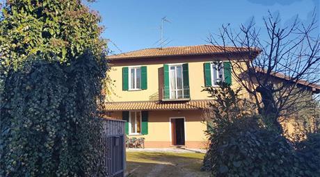 Villa unifamiliare via Santa Maria, Casale Litta