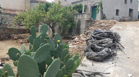 Rustico/Casale di 120 mq in vendita Via Saponara snc, Cefalù