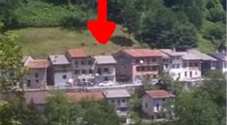 Casa in montagna da completare