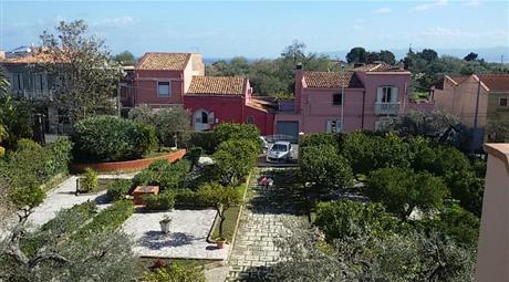 Villa al capo di Milazzo