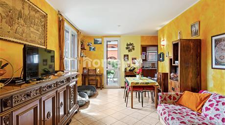 Grande appartamento con giardino privato | Inzago