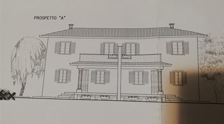 Terreno edificabile con progetto in vendita a Lenola