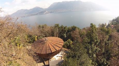 Villa corso Risorgimento 348, Ghiffa