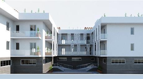 Ampio appartamento  nuova costruzione via oasi sacro cuore