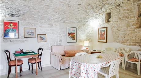 Appartamento in pietra nel borgo antico di Molfetta