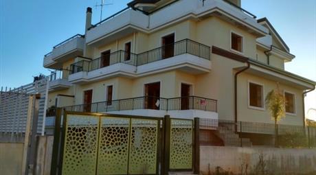 Villa via Federico II 57, Turi