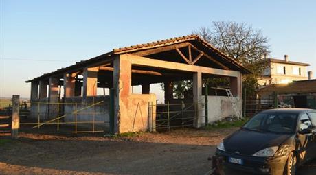 Azienda agricola con Villino Rustico in vendita