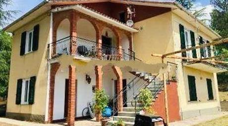 Villa bifamiliare Località Teviggio, Varese Ligure