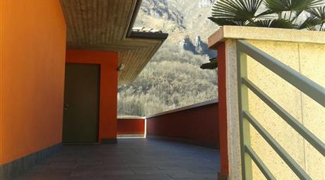 Bellissimo attico in San Pellegrino Terme