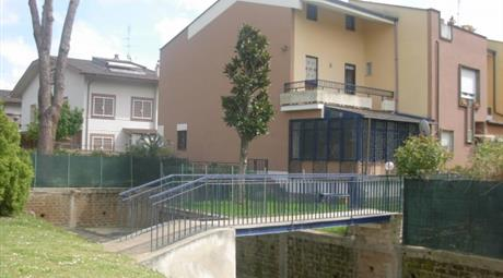 Villa via Tespi, Roma