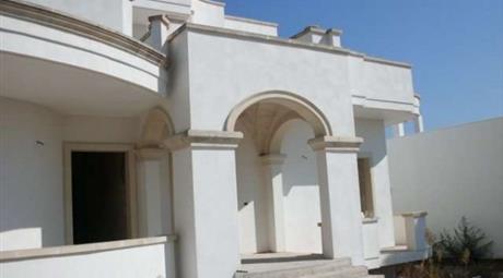 Villa via Borgagne 22, Melendugno