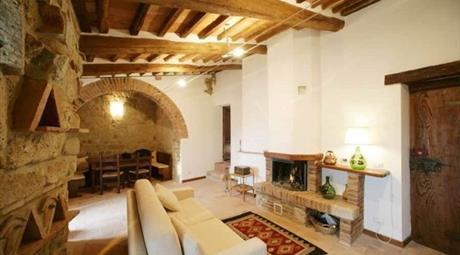 Appartamento via Barazzuoli 4, Chiusdino