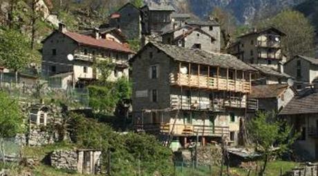 Casa rustico montagna val codera
