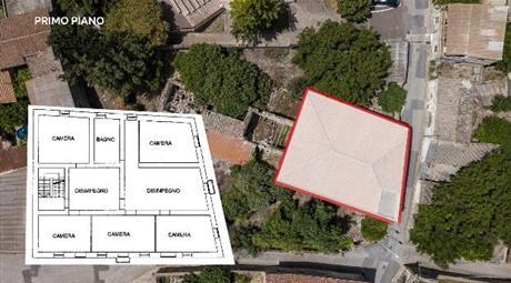 Villa in affitto in via Roma s.n.c 1000 €
