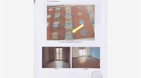 Appartamento parzialmente ristrutturato