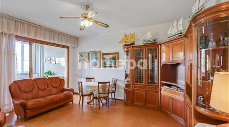 Grande appartamento con veranda | Mongrifone