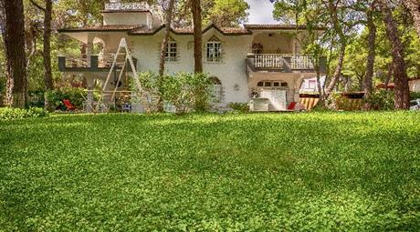 Splendida villa inglese ristrutturata e B&B