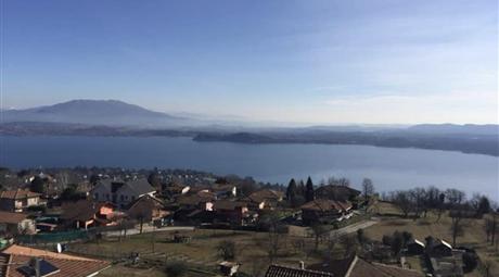 Vista panoramica lago Maggiore