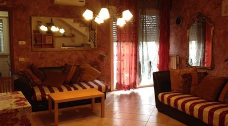Infernetto appartamento 125mq.fuori terra tutto