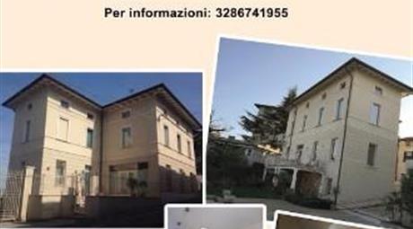 Villa Liberty a due passi dal Lago di Garda