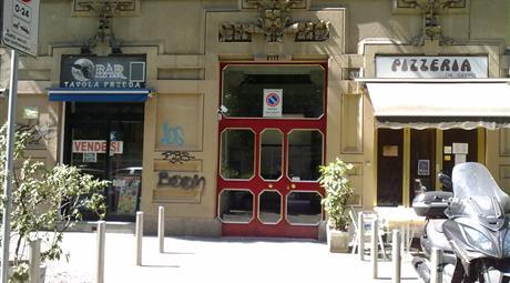 Magazzino laboratorio piano seminterrato ingresso indipendente