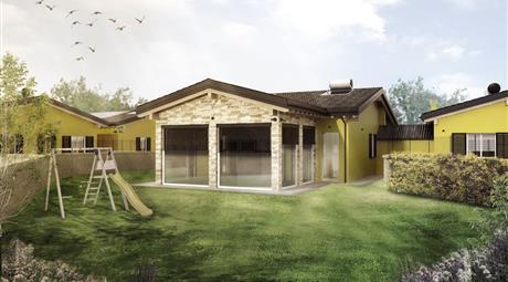 Villa in vendita in via Orsini, 200.000 €
