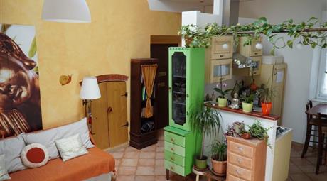 Appartamento in borgo dei Cappuccini