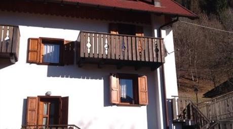 Appartamento indipendente in montagna