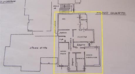 Quadrilocale residenziale
