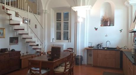 Loft in immobile antico a Carignano 280.000 €