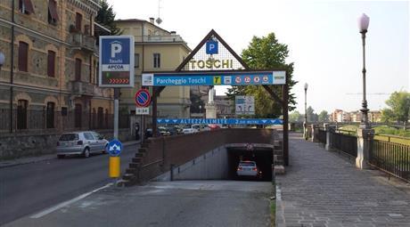 Garage privato al Toschi -3