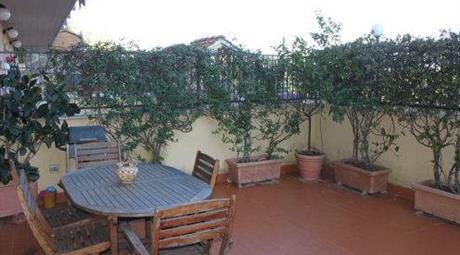 Appartamento con terrazzo in zona torrino