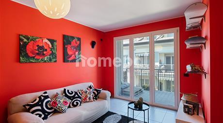 Appartamento con mansarda e grande terrazzo   Residenza I fiori di Zelo