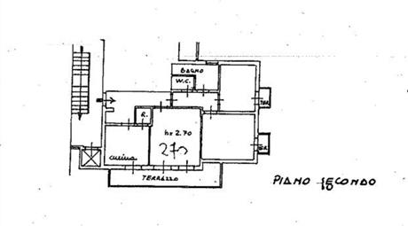 Appartamento Pisa via Taddei n.4