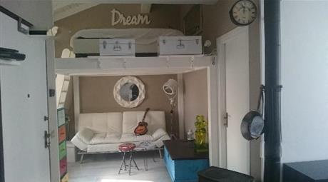 Appartamento bilocale soppalco box Bregnano